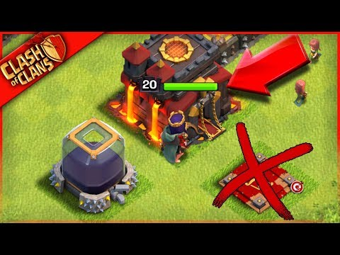 DON'T DO THIS. . ! ▶️ Clash of Clans ◀️ SUPER-NOOB QUEEN at TH10