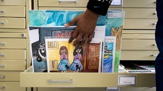 'Art Enables' Artists with Disabilities to Feel Like Celebrities | NPR