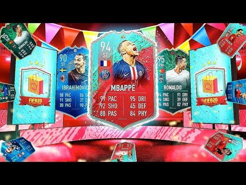 15 x GUARANTEED FUT BIRTHDAY PARTY BAG PACKS & MY PACK!! FIFA 20 Ultimate Team
