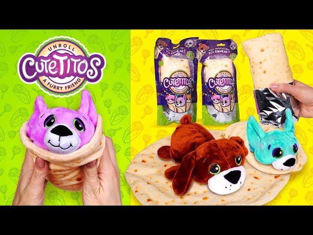 Cutetitos: Kuscheltiere mit Charakter und Lieblingssprüchen | Endloser Plüschspaß