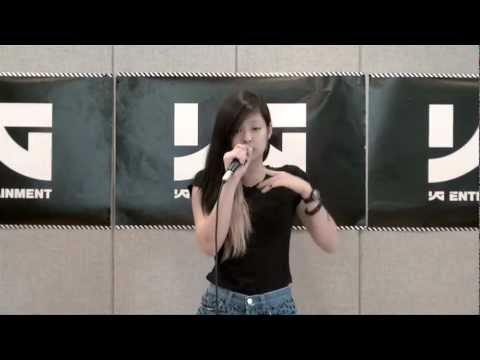 JENNIE KIM (김제니) - YG NEW ARTISTS