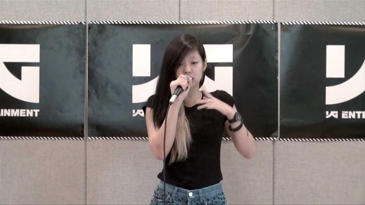 JENNIE KIM (김제니) – YG NEW ARTISTS