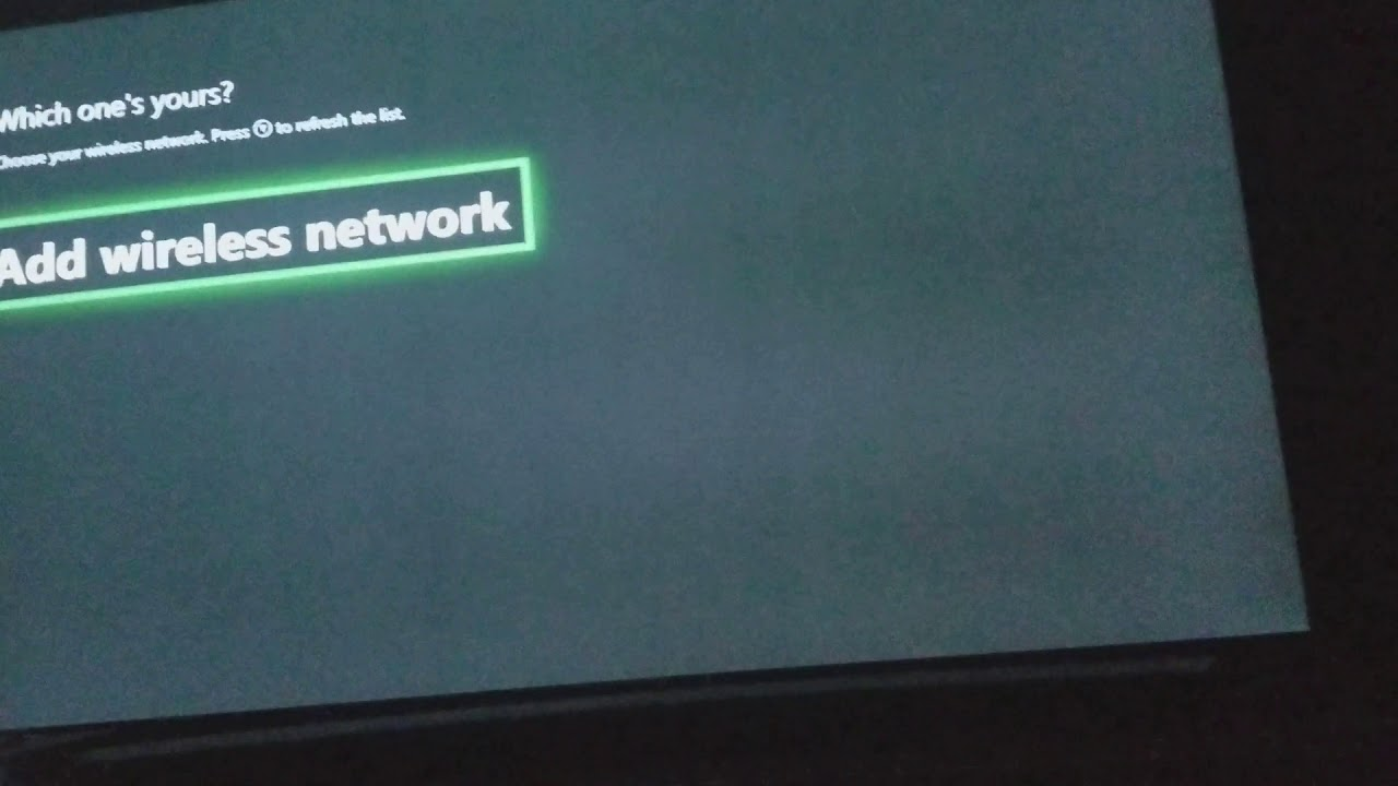 how to connect xbox one to free wifi