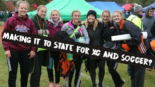 WE MADE IT TO STATE FOR SOCCER?