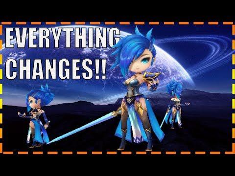 LAPIS OP! Water Magic Knight: Summoners War