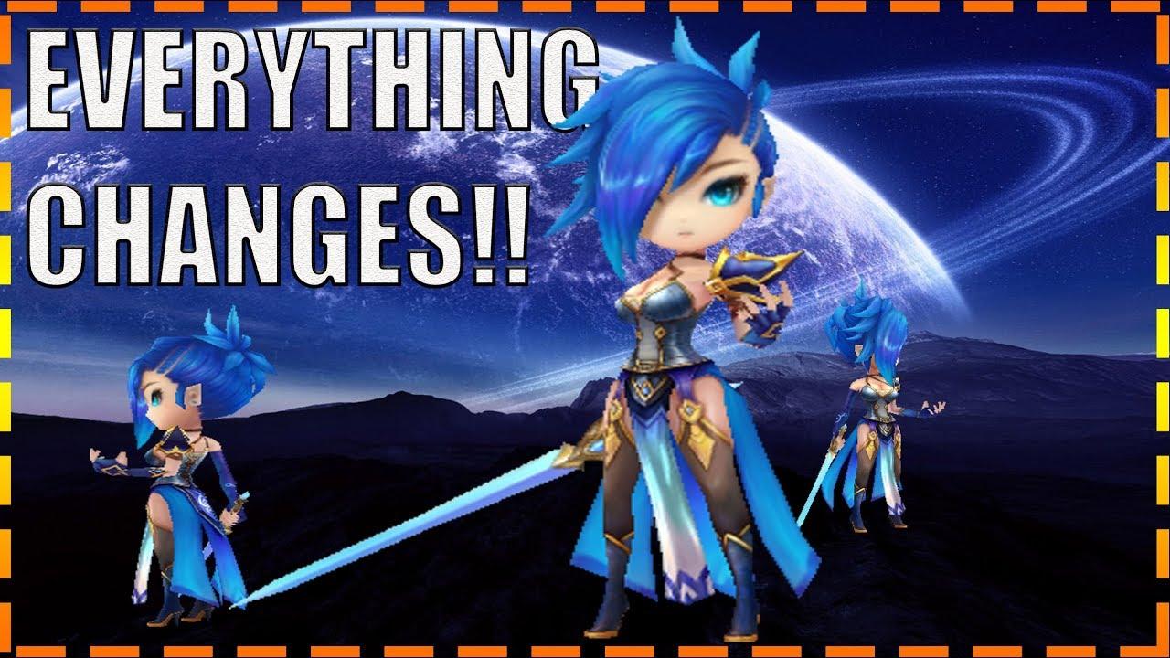 lapis op water magic knight summoners war youtube