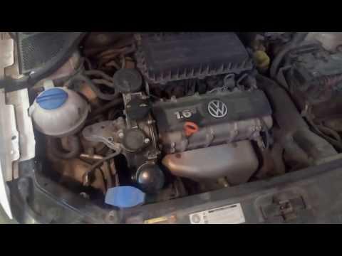 Замена помпы своими руками Volkswagen Polo Sedan 2013года