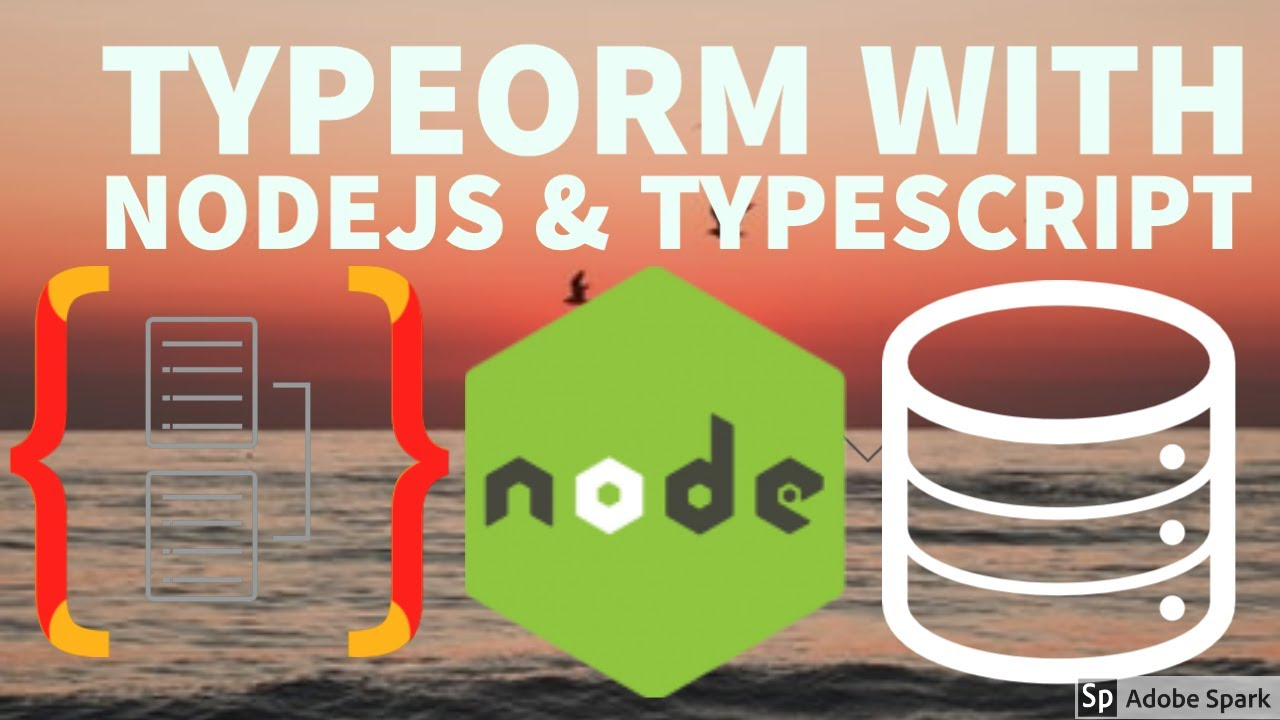 Node JS with Typescript TypeORM Mysql (Docker compose) #04