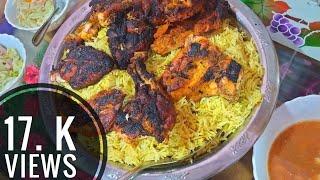 അൽഫഹമ മനത റസ ഉണടകകയല #Alfaham manthi rice recipe.. oru lock down apaaratha