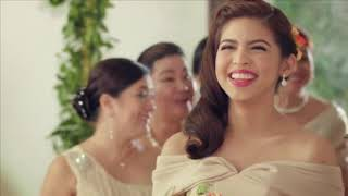 ALDUB MV - Beautiful in White