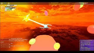 Roblox DBOR:DJD Gaming Vs The Mineblox Hero