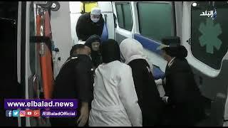شاهد.. السيسي يستجيب لاستغاثة الست صفية ويوجه بإنقاذها من الشارع