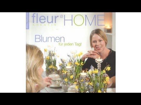 fleur kreativ home 21 2013 osterfloristik sch n selber machen youtube. Black Bedroom Furniture Sets. Home Design Ideas