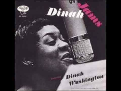 Dinah Washington -  Dinah Jams ( Full Album )
