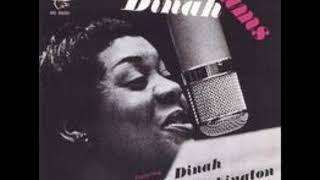 Dinah Washington -  Dinah Jams ( Full Album )