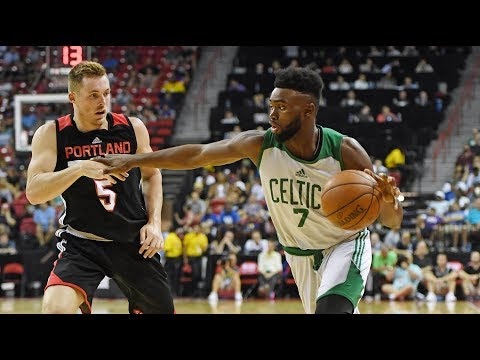 Full Highlights: Portland Trail Blazers vs Boston Celtics, MGM Resorts NBA Summer League | July 9