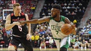 Full Highlights: Portland Trail Blazers vs Boston Celtics, MGM Resorts NBA Summer League | July 9