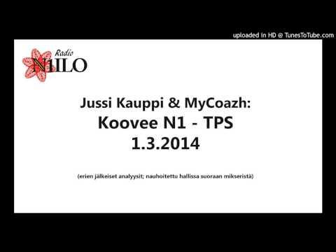 Radio N1ILO: Koovee N1 - TPS, eräanalyysit
