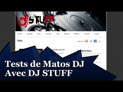 Tests de Matériel DJ Avec DJ STUFF