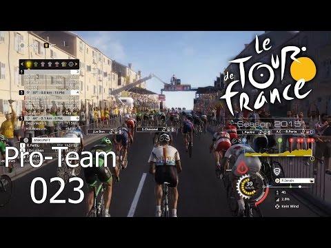 Tour de France 2015 Pro-Team [PS4] #023 - Kaum noch Energie [deutsch] [HD+] - Let's Play