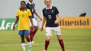 Equipe de France Féminine : France-Brésil, les réactions