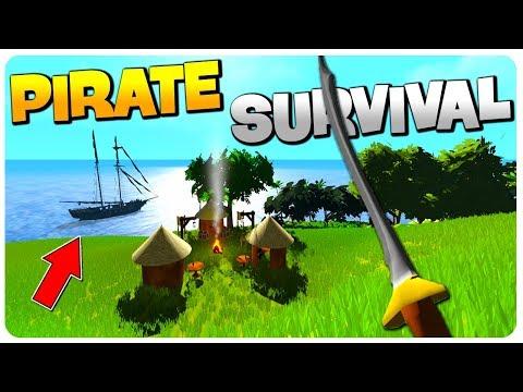 Salt Game - OPEN WORLD PIRATE SURVIVAL! | Salt Gameplay Update 2.0