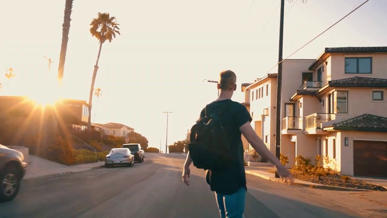 Los Angeles Skateboarders Collaboration: Cross The Street Backpack Collection - VENQUE