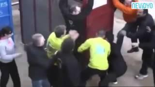 Kafesin kapağını kırıp herkese saldırdı!