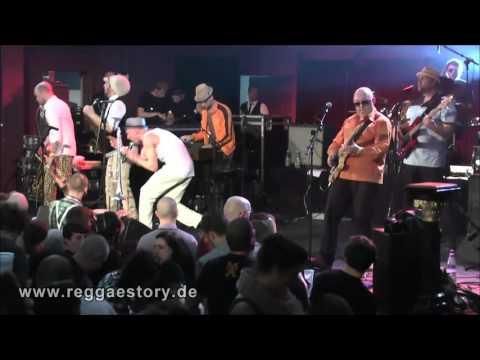 Skaos - 1/2 - South Africa Struggle - 21.11.2015 - Dynamite Skafestival - Leipzig