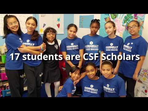 #2 CSF School Visit Video Series with Cornelia Connelly Center