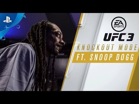 EA SPORTS UFC 3 - Knockout Mode ft. Snoop Dogg | PS4