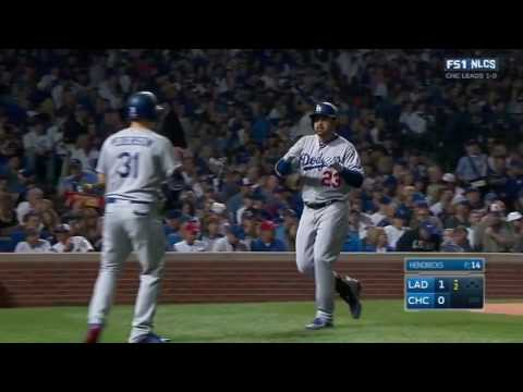 Los Angeles Dodgers 2016 Postseason Highlights