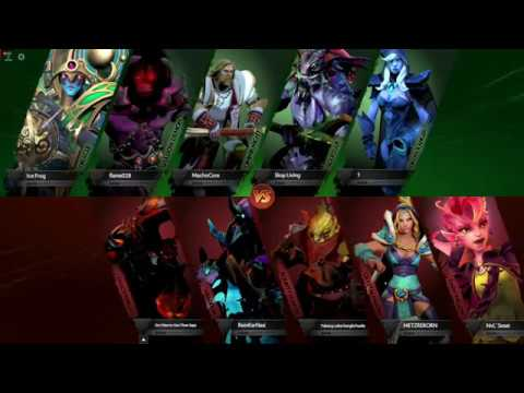 DotA 2 Ability Draft - Shadow Demon from Push to Fight Build