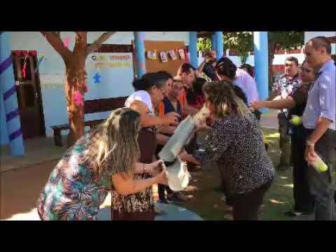 Instituto Ficas trouxe a Dinâmica das Calhas ao IDESQ