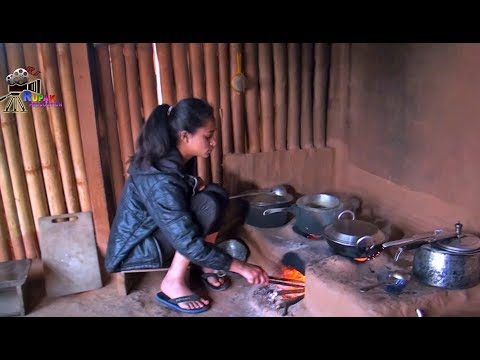 RURAL LIFE IN SIKKIM, INDIA   ||   Part  - 28  ...