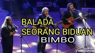 Balada Seorang Biduan - BIMBO ( lagu jadul )