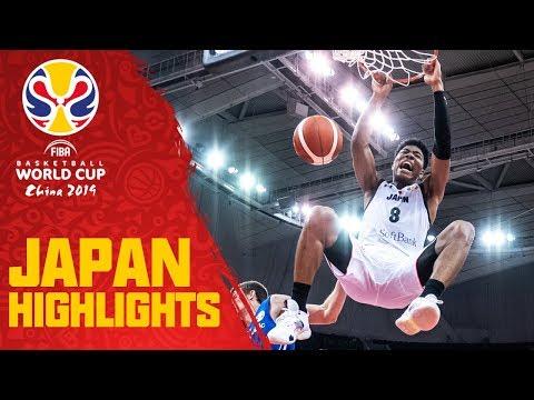 Japan   Top Plays & Highlights   FIBA Basketball World Cup 2019