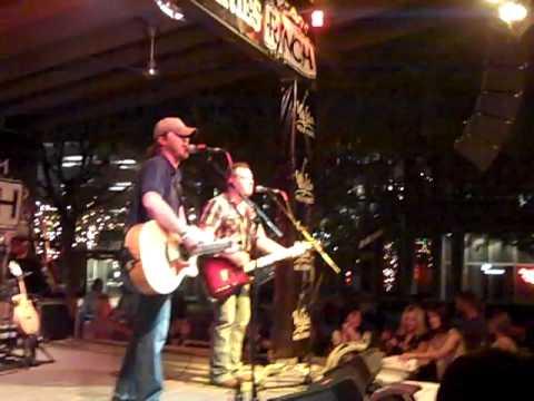 95.9 The Ranch - Texas Music Series 2010 w/Kyle Bennett Band