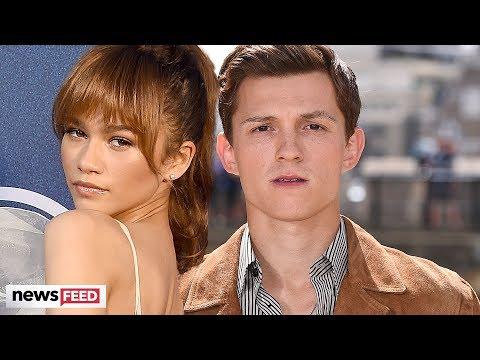 Tom Holland SPEAKS OUT On Zendaya Dating Rumors!!!