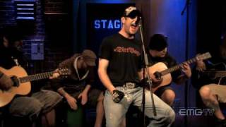 Seasons After performs an acoustic version of