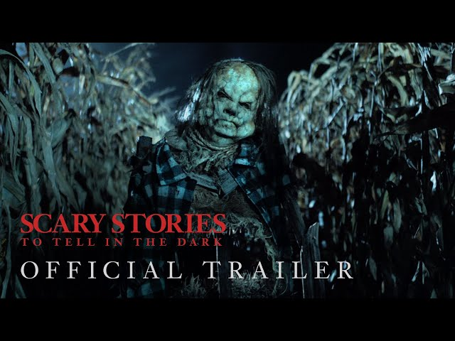 SCARY STORIES TO TELL IN THE DARK - Official Trailer - HD