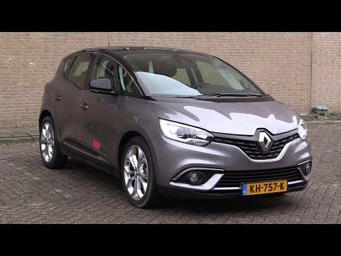 Renault Scenic 2017 Test TR