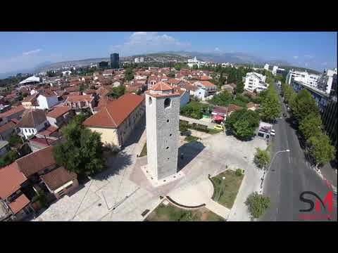 Podgorica from above