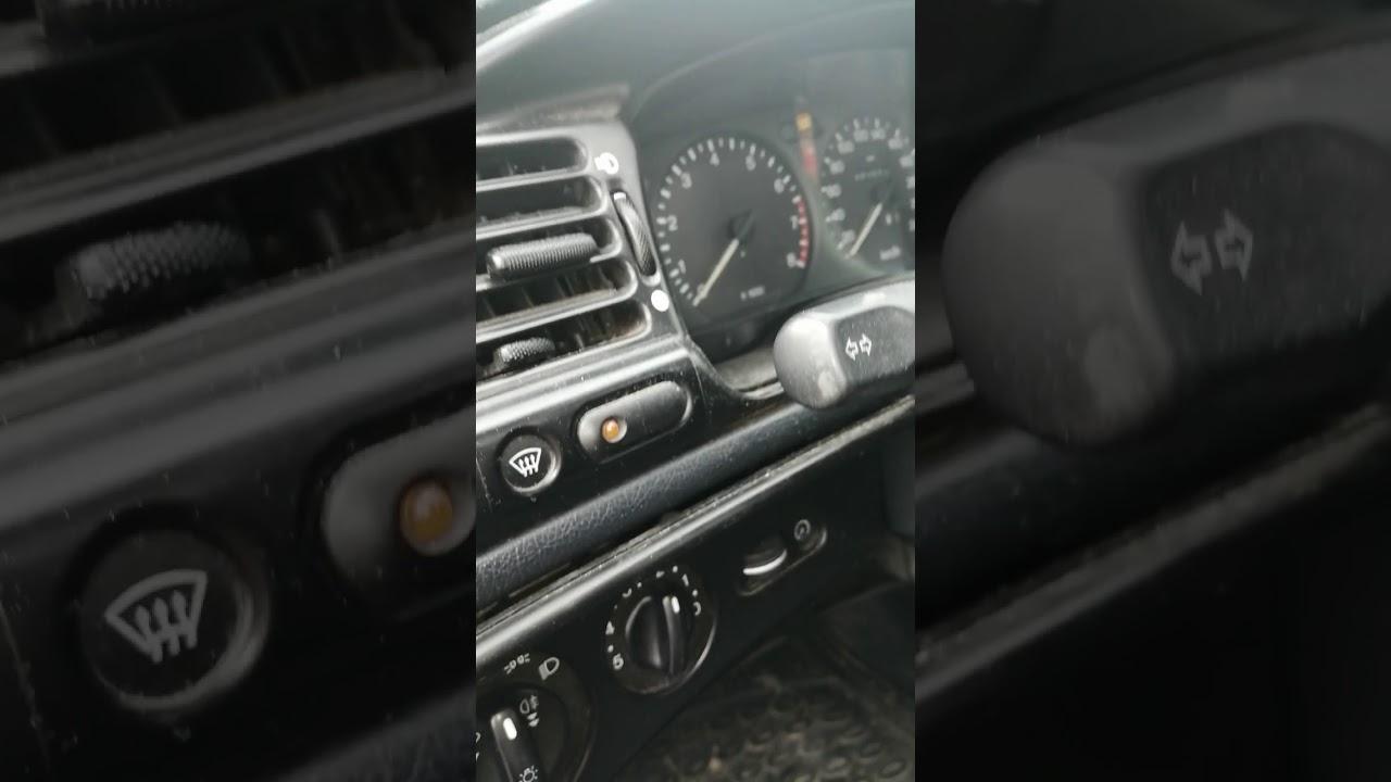 Форд Мондео мк 1 Не горит доска приборов и задние гобориты, а также подсветка номерного знака.
