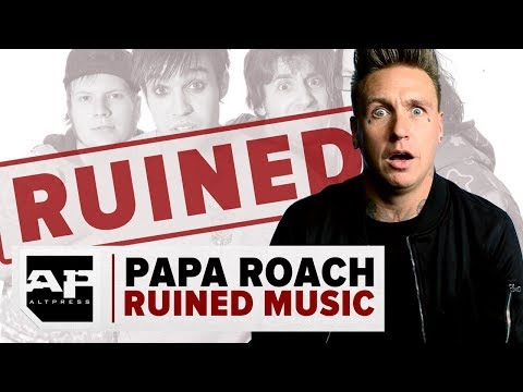 Papa Roach Ruined Music Mp3