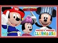 Mickey Mouse Clubhouse -Minnie's Universe Fire Truck, Pirate, Cooking, Farm Disney Junior Kids Games