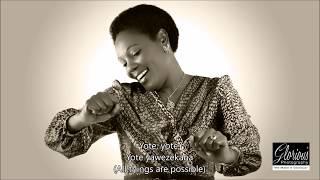 Sarah K - Yote Yawezekana ( Audio)