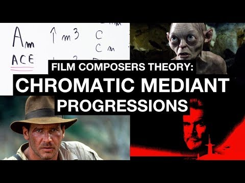 Secrets Of Film Music Composers: Chromatic Mediants Made Easy