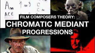 Gambar cover Secrets Of Film Music Composers: Chromatic Mediants Made Easy