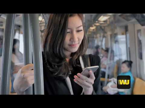 Send Money Virtually Anywhere with The Western Union® App